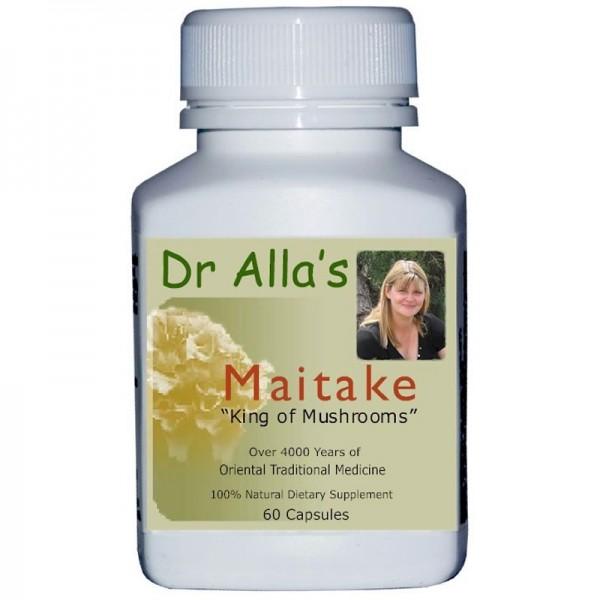 Maitake Mushrooms Natural Health Supplement By MediMushrooms International Ltd In New Zealand
