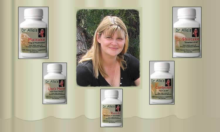 Health Consultations With Dr Alla Are Available At MediMushrooms NZ